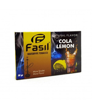 Табак Fasil Cola Lemon (Кола Лимон) 50гр
