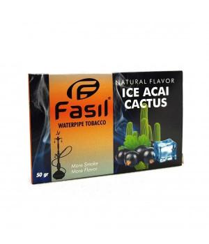 Табак Fasil Ice Acai Cactus (Ягода Кактус Лед) 50гр