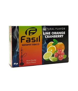 Табак Fasil Lime Orange Cranberry (Лайм Апельсин Клюква) 50гр
