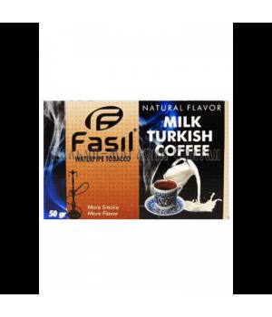 Табак Fasil Milk Turkish Coffee (Турецкий Кофе с Молоком) 50гр