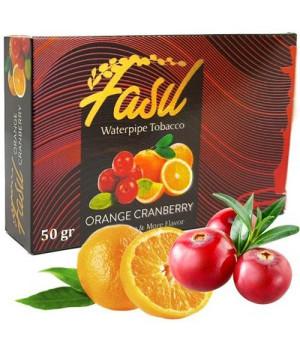 Табак Fasil Orange Cranberry (Апельсин Клюква) 50гр