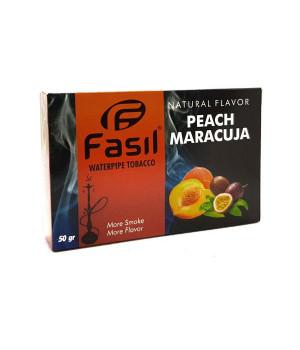 Табак Fasil Peach Maarcuja (Персик Маракуйя) 50гр