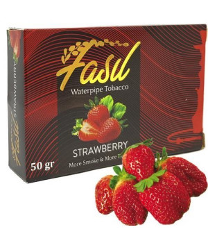 Табак Fasil Strawberry (Клубника) 50гр
