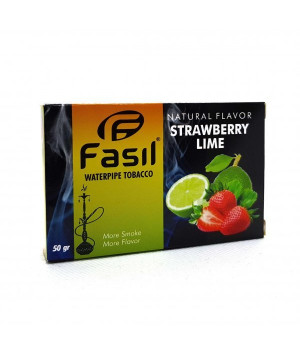 Табак Fasil Strawberry Lime (Клубника Лайм) 50гр
