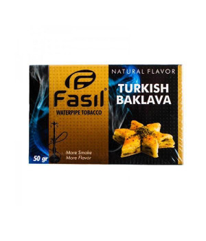Табак Fasil Turkish Baklava (Турецкая Пахлава) 50гр