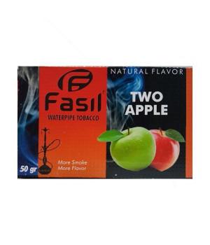 Табак Fasil Two Apple (Двойное Яблоко) 50гр