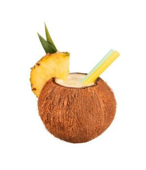 Табак Fumari Caribbean Colada (Карибская Коллада) 100гр
