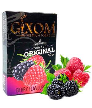 Табак Gixom Berry (Ягоды) 50 гр