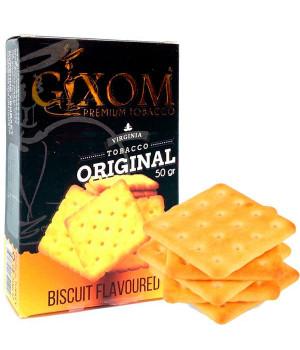 Табак Gixom Biscuit (Бисквит) 50 гр