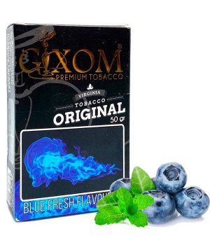 Табак Gixom Blue Fresh (Блю Фреш) 50 гр