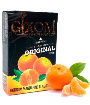 Табак Gixom Bodrum Mandarine (Бодрум Мандарин) 50 гр