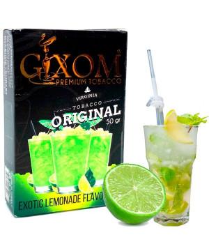 Табак Gixom Exotic Lemonade (Экзотик Лимонад) 50 гр