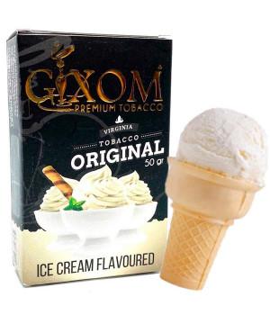 Табак Gixom Ice Cream (Мороженое) 50 гр