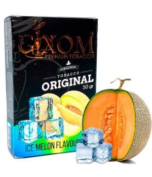 Табак Gixom Ice Melon (Лед Дыня) 50 гр