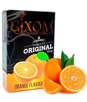 Табак Gixom Orange (Апельсин) 50 гр
