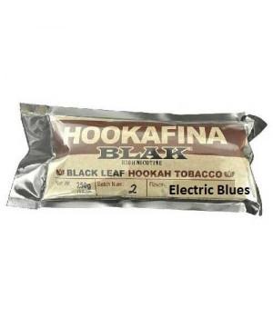 Табак Hookafina Blak Electric Blues (Электроблюз) 250 гр