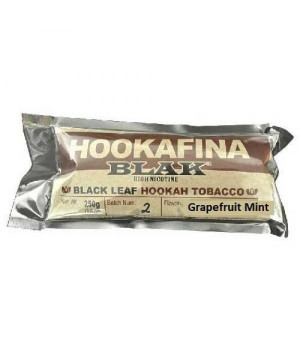 Табак Hookafina Blak Grapefruit Mint (Грейпфрут с Мятой) 250 гр