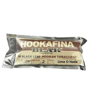 Табак Hookafina Blak Lime O Nada (Лимонад из Лайма) 250 гр