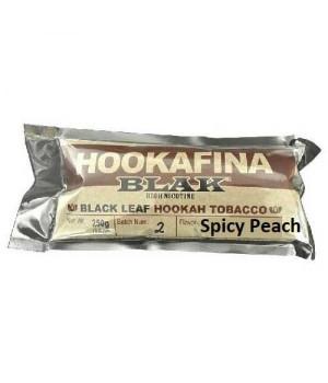 Табак Hookafina Blak Spicy Peach (Пряный Персик) 250 гр