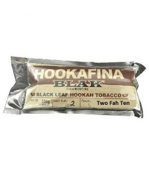 Табак Hookafina Blak Two Fah Ten (Два Яблока) 250 гр