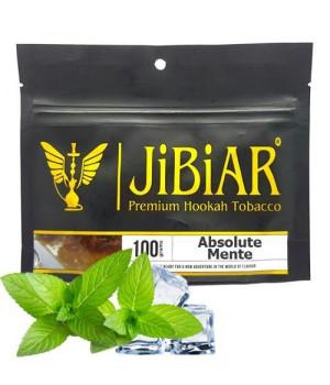 Табак JIBIAR Absolute Menthe (Мята Лед) 100 гр