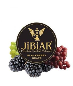 Табак JIBIAR Blackberry Grape (Ежевика Виноград) 250 гр
