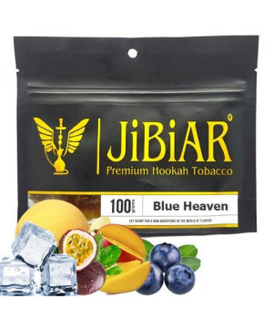 Табак JIBIAR Blue Heaven (Голубые Небеса) 100 гр