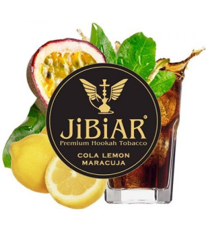 Табак JIBIAR Cola Lemon Maracuja (Кола Лимон Маракуйя) 500 гр