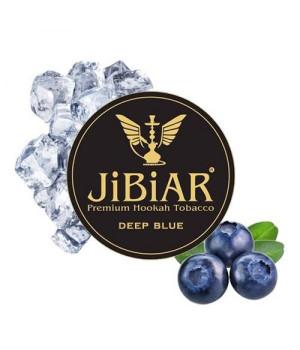 Табак JIBIAR Deep Blue (Темно Cиний) 250 гр