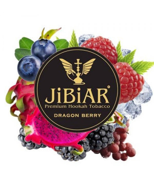 Табак JIBIAR Dragon Berry (Ягода Дракона) 500 гр