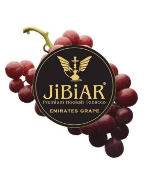 Табак JIBIAR Emirates Grape (Эмиратский Виноград) 250 гр