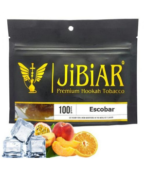 Табак JIBIAR Escobar (Эскобар) 100 гр