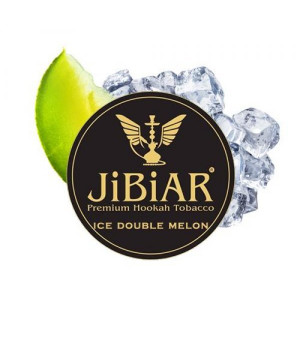 Табак JIBIAR Ice Double Melon (Двойная Дыня Лед) 250 гр