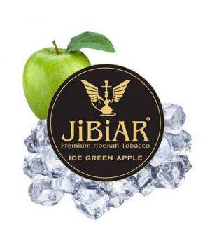 Табак JIBIAR Ice Green Apple (Зеленое Яблоко Лед) 250 гр