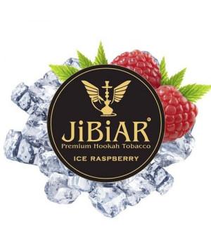Табак JIBIAR Ice Raspberry (Малина Лед) 250 гр