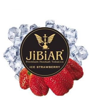 Табак JIBIAR Ice Strawberry (Клубника Лед) 500 гр