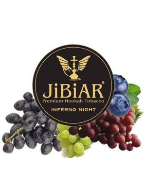 Табак JIBIAR Inferno Night (Адская Ночь) 250 гр