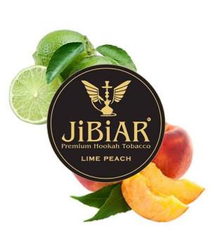 Табак JIBIAR Lime Peach (Лайм Персик) 250 гр
