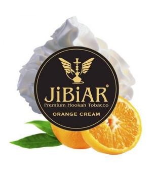 Табак JIBIAR Orange Cream (Апельсин Крем) 250 гр