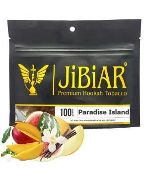 Табак JIBIAR Paradise Island (Парадайс Айланд) 100 гр