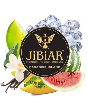 Табак JIBIAR Paradise Island (Парадайс Айланд) 500 гр