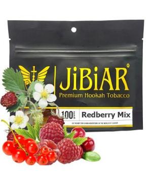 Табак JIBIAR Redberry Mix (Рэдберри Микс) 100 гр