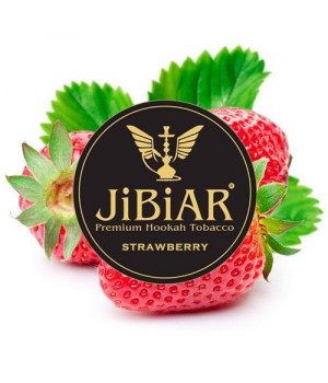 Табак JIBIAR Strawberry (Клубника) 250 гр