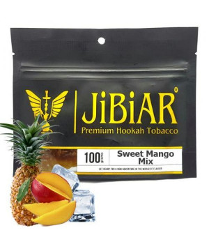 Табак JIBIAR Sweet Mango Mix (Сладкий Манго Микс) 100 гр