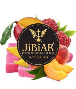 Табак JIBIAR Tutti Frutti (Тутти Фрутти) 500 гр
