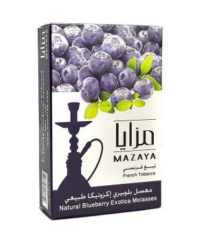 Табак Mazaya Blueberry Exotica (Экзотическая Черника) 50гр