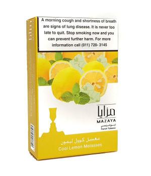 Табак Mazaya Cool Lemon (Лимон Лед) 50гр