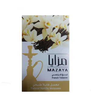 Табак Mazaya Vanilla (Ваниль) 50гр