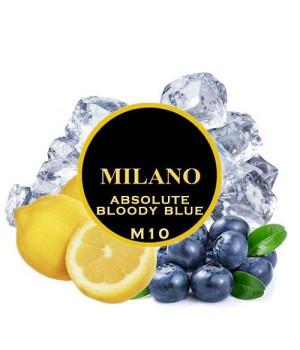 Табак Milano Absolute Bloody Blue M10 (Лимон Черника Лед) 500 гр
