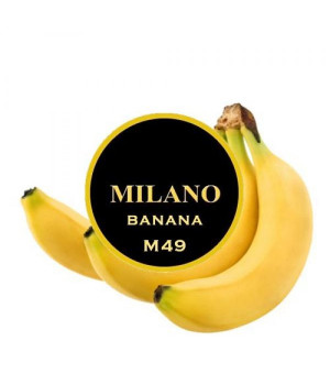 Табак Milano Banana M49 (Банан) 100 гр